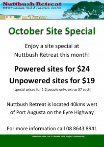 October site special 2014